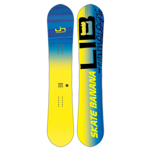 DESKA LIB TECH 2018 SK8 BANANA BTX YELLOW