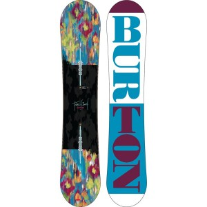Damska deska snowboardowa Burton 2016 FEELGOOD FLYING V NO COLOR-144