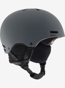 KASK ANON 16/17 RAIDER DARK GRAY EU