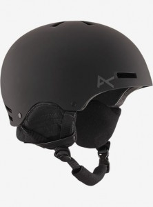 KASK ANON 16/17 RAIDER BLACK EU