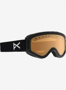 GOGLE ANON 16/17 TRACKER BLACK/AMBER