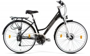 MERIDA 2019 FREEWAY 9500 DISC LADY MATT BLACK – 40CM