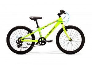 "MERIDA 2019 M-BIKE KID 20 10"" NEON GREEN/BLACK"