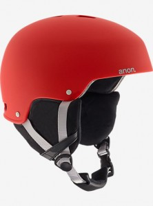 KASK ANON 16/17 STRIKER RED EU