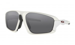 OAKLEY Field Jacket Matte White w/ PRIZM Ruby