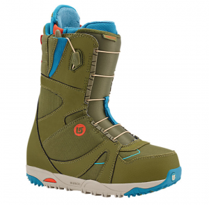 BUTY BURTON 2016 EMERALD OLIVE TEAL RED