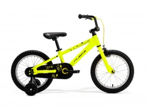 "MERIDA 2019 M-BIKE KID 16 8"" NEON YELLOW/BLACK (KITE)"