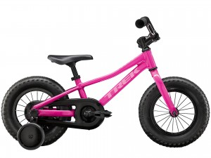 TREK 2020 PRECALIBER 12 GIRLS Flamingo Pink