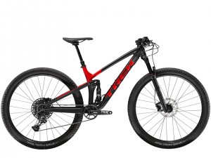 TREK 2020 TOP FUEL 8 NX Black/Red