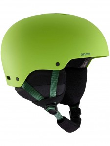 KASK JUNIORSKI Anon'20 RIME 3 GREEN EU