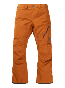 SPODNIE Burton'20 M AK GORE CYCLIC PT RUSSET ORANGE